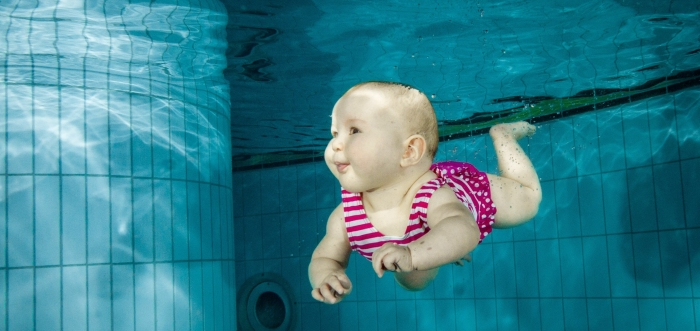 6136567a08f babysvømning, svømmehal i nordjylland, vandland, vandrutsjebane